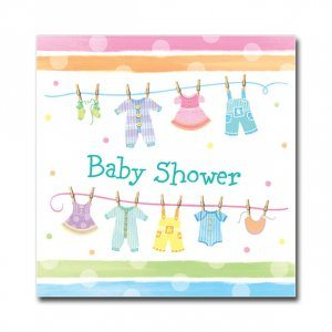 Baby Clothes - Napkins