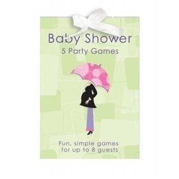 Mod Mum Party Game Booklet