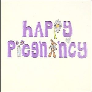 Happy Pregnancy Card