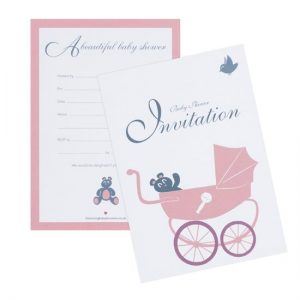 Invitations - Posh Prams