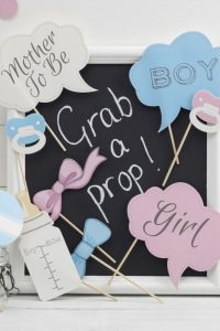 Photo Booth Props – Little Lady – Mini Mister