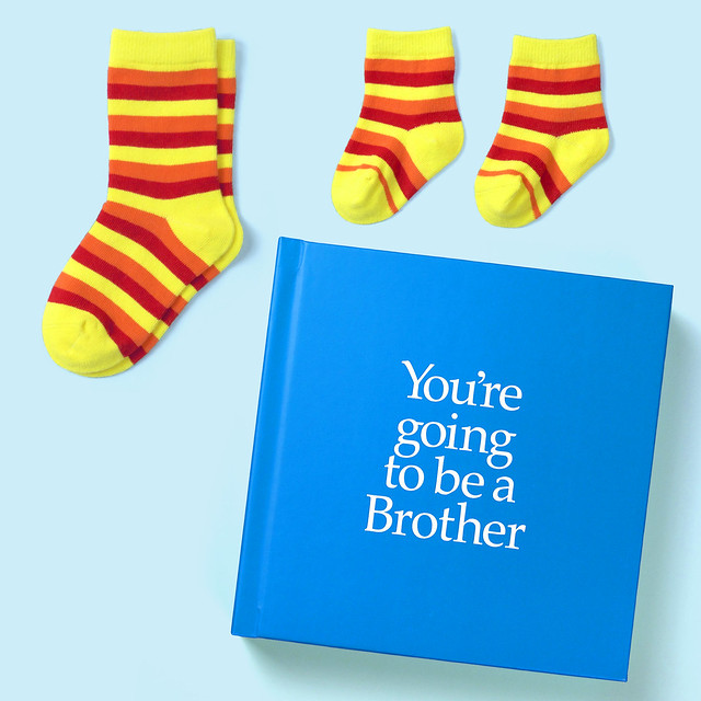 You're going to be a brother