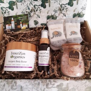 Mummy-to-be Organic Newborn Hamper