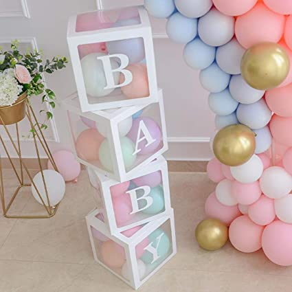Baby Box with Cubes