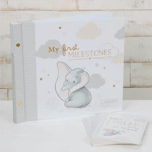 Disney Milestone cards album