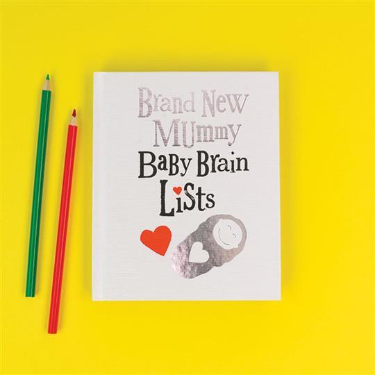 Brightside Baby Brain List Book **MULTI 6**